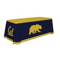 Victory Corps 810026CALB-001 6 ft. NCAA California Bears Dye Sublimated Table Throw - No.001