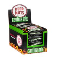 BEER NUTS - 24 Pack .75 oz. Bags | Cantina Mix