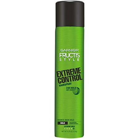 Garnier Fructis Style Extreme Control Anti-Humidity Hairspray, Extreme Hold, 8.25 oz. | Walmart Canada