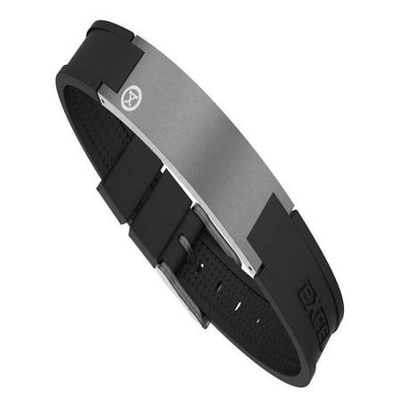 Best Magnetic Energy Golf Bracelet for Men Graphite (Magnetic Golf Bracelet)