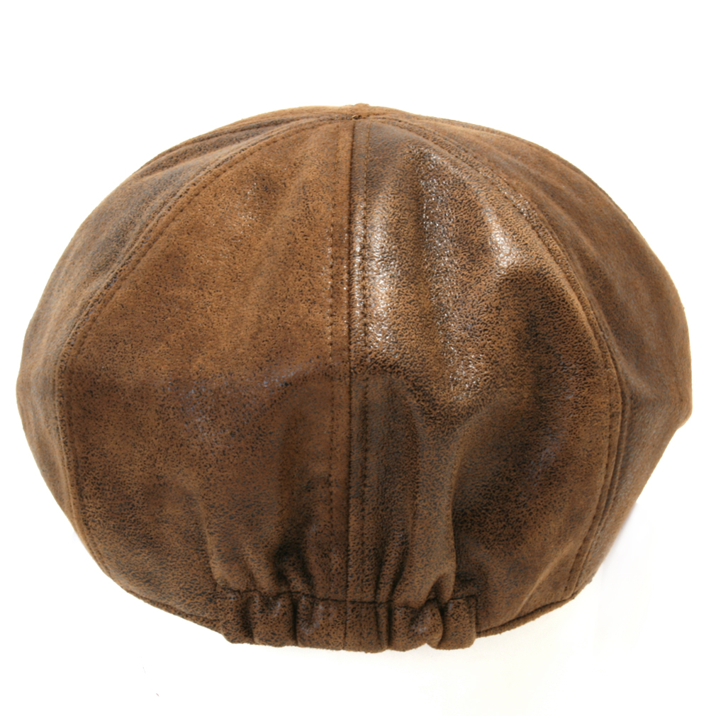 b412fc8d0e146 ililily Flat Cap Vintage Cabbie Hat Gatsby Ivy Irish Hunting Newsboy Stretch-fit