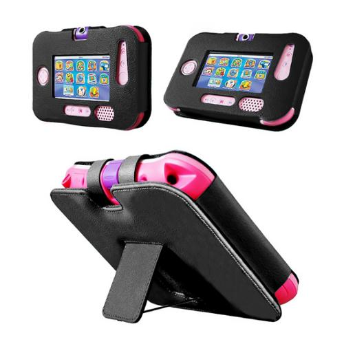 PU Leather Protective Case with Stand for VTech InnoTab 3S (87692)