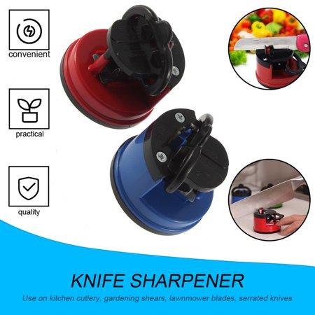 HC-TOP Knife Sharpener Scissors Grinder Secure Suction Chef Kitchen Sharpening Tool - image 1 de 6