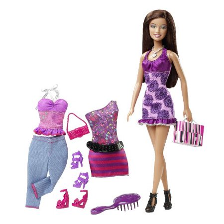 Barbie Doll And Fashions Gift Set - image 1 de 1