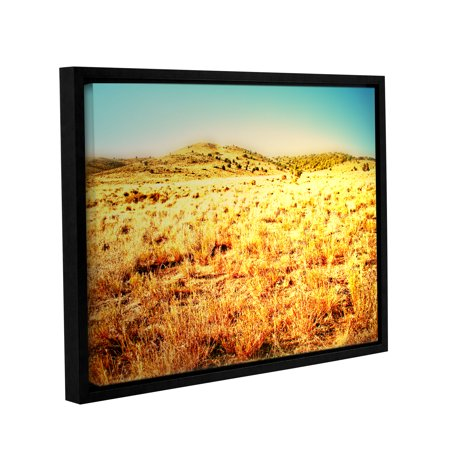 Take a Seat' Gallery Wrapped Floater-framed Canvas Art Print