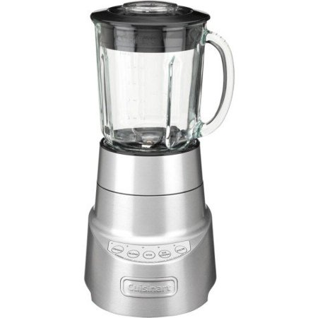 Cuisinart CB-1200PCFR Smart Power Deluxe Blender (Certified Refurbished), Stainless Steel ()