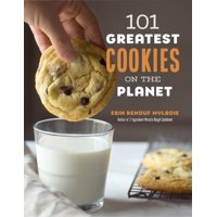 101 Greatest Cookies on the Planet (Paperback)