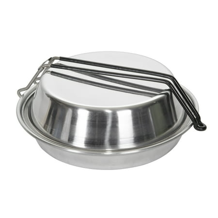 Stansport 1 Piece Aluminum Camping Mess Kit