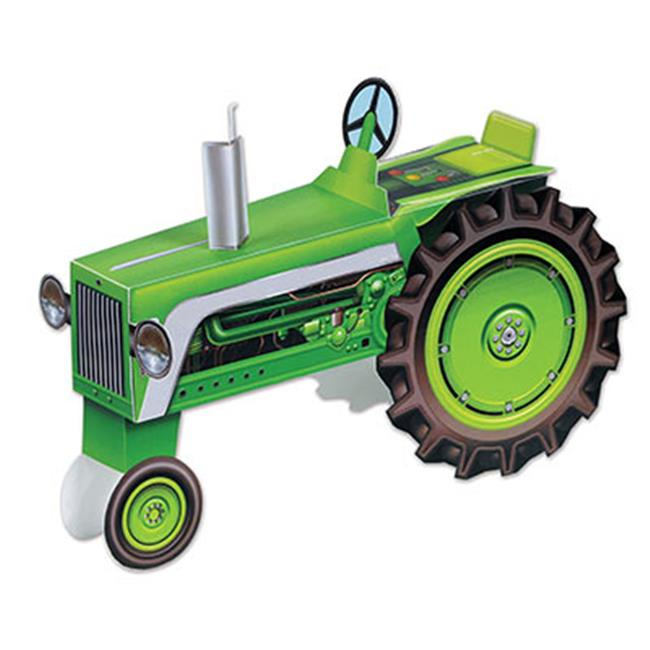 Tractor Centerpiece (Pack of 12)