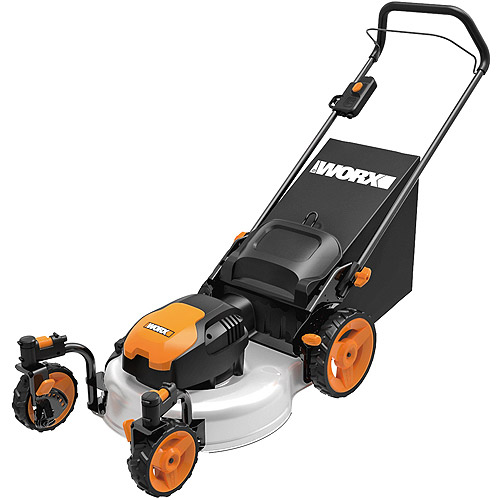 "Worx 19"" Electric Lawn Mower"