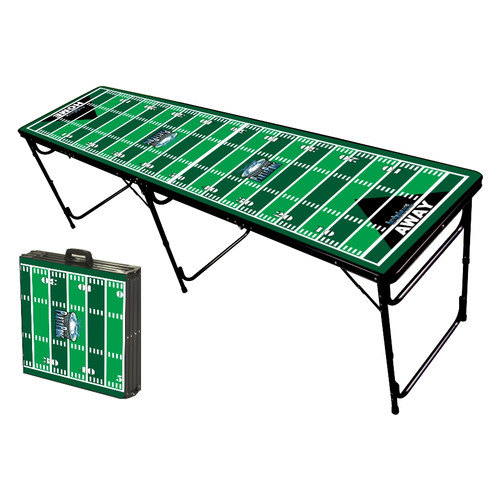 Party Pong Tables Football Field Folding and Portable Beer Pong Table
