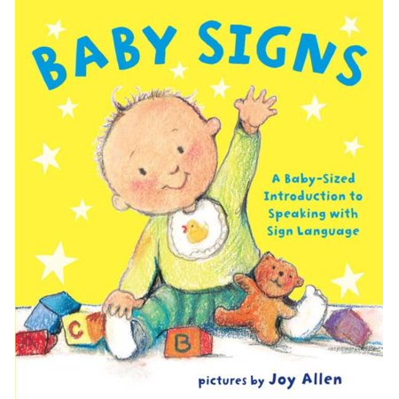 Baby Signs  A Baby Sized Introduction To Speaking With Sign Language