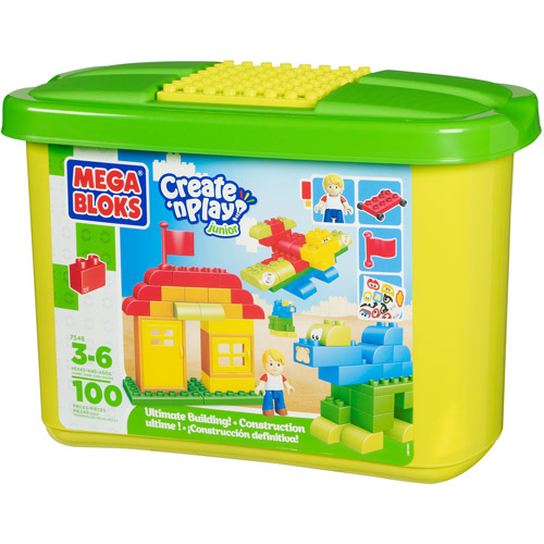 Mega Bloks Create 'n Play Junior Ultimat