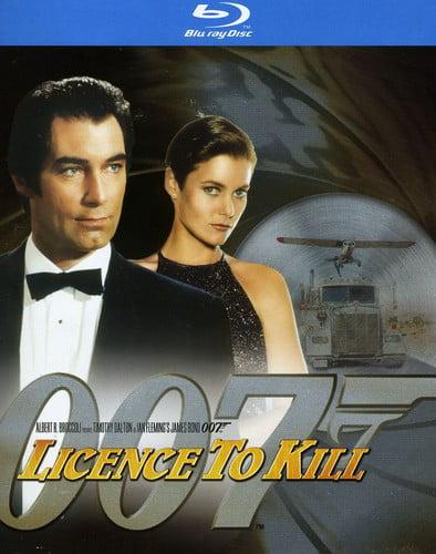 License To Kill [blu-ray] by METRO-GOLDWYN-MAYER INC