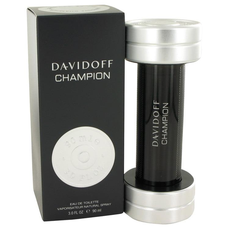 Davidoff Davidoff Champion Eau De Toilette Spray for Men 3 oz