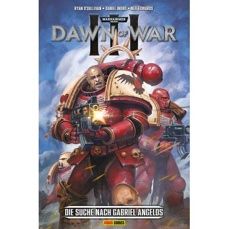Warhammer 40,000 Dawn of War - Die Suche nach Gabriel Angelos -