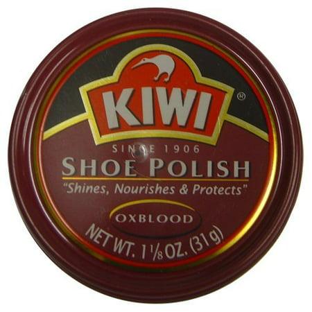 Kiwi Shoe Polish Paste, 1-1/8 oz, Oxblood (Kiwi Polish Paste)