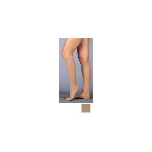 Juzo 14302 15-20 mmHg, Sheer, Knee, FF, Short, Cinnamon - Size II