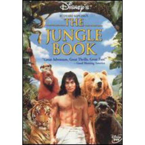 Disney Rudyard Kipling's The Jungle Book  (Live Action) (...