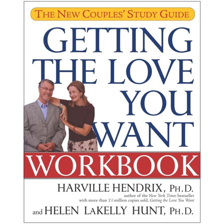Getting the Love You Want Workbook : The New Couples' Study Guide - Which Disney Couple Are You