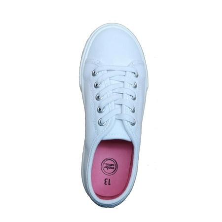Wonder Nation Heidi Casual Lace-up Sneaker (Little Girls & Big Girls)