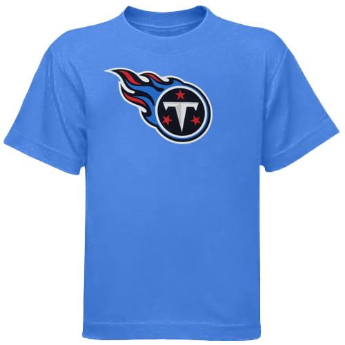 Tennessee Titans Preschool Team Logo T-Shirt - Light Blue