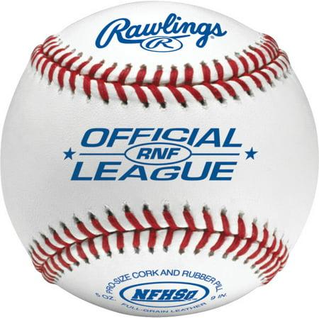 American League Official Baseball - Rawlings RNF High School Game Baseball