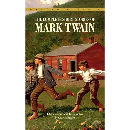 The Complete Short Stories of Mark Twain - eBook ()
