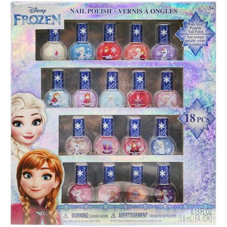 Frozen 18 Pack Nail Polish - Frozen Dreas