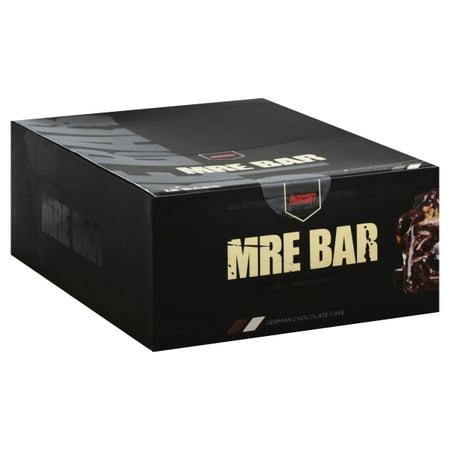 Redcon1, MRE Bar, German Chocolate Cake, 12 Bars, 2.36 oz (67 g) Each ()