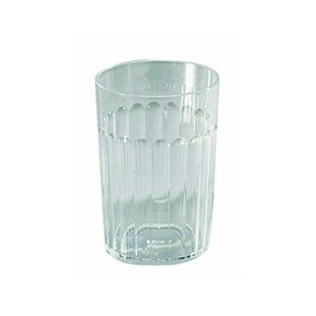 Arrow Plastic 00115 Clear Plastic Tumbler (1