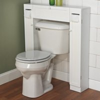 TMS Smart Space Over Toilet Etagere