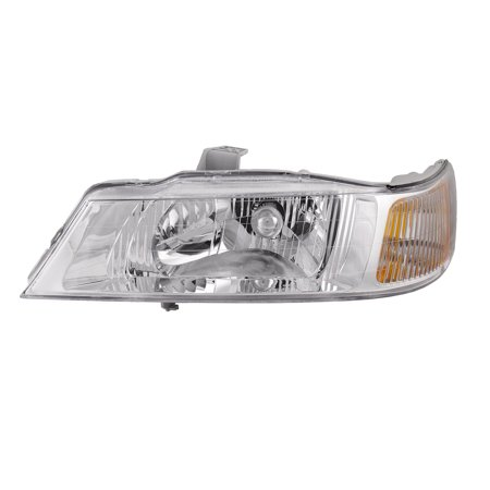 1999-2004 Honda Odyssey Driver Side New Halogen Headlight HO2502114