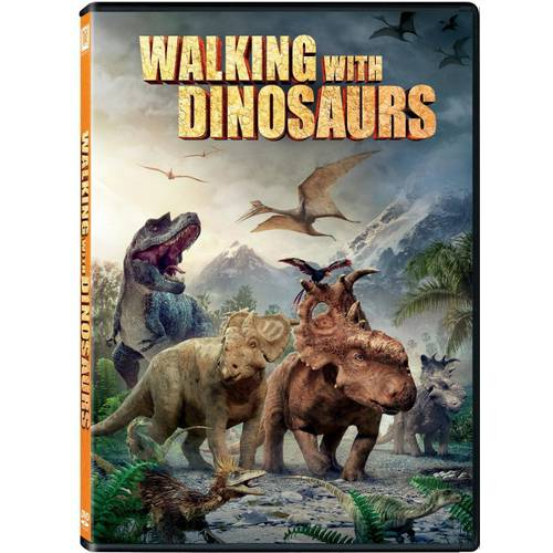 Walking With Dinosaurs (DVD   Digital HD) (With INSTAWATCH) (Widescreen)