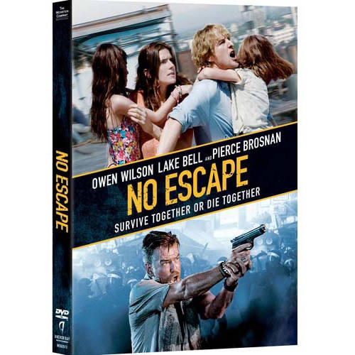 No Escape (With INSTAWATCH) (Widescreen)