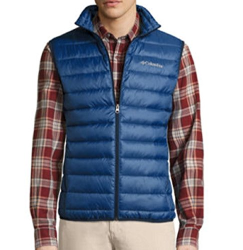 (Size Large) Columbia Sportswear Elm Ridge Men's Puffer Vest - Insulated