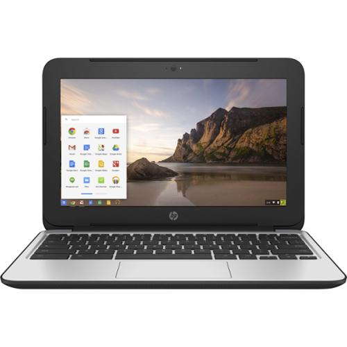 "Hp Chromebook 11 G4 11.6"" Chromebook - Intel Celeron N2840 Dual-core [2 Core] 2.16 Ghz - 2 Gb Ddr3l Sdram Ram - Intel Hd Graphics Ddr3l Sdram - Chrome Osenglish] - 1366 X 768 16:9 (p0b79ut-aba)"