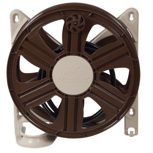 Ames Plastic Wall Mounted Hose Reel by Ames