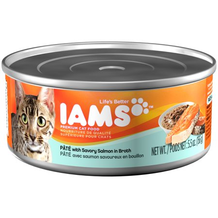 WILSON PET SUPPLY INC ProActive Health Cat Food, Salmon P t, 5.5-oz. Can
