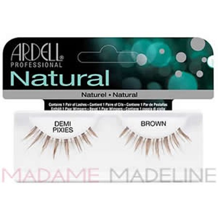 Ardell Natural Eyelashes Demi Pixies Brown