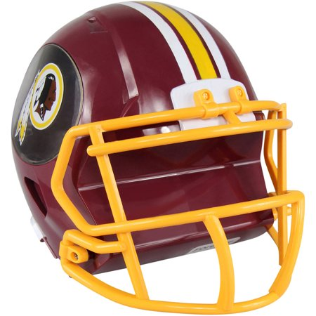 - Forever Collectibles NFL Mini Helmet Bank, Washington Redskins