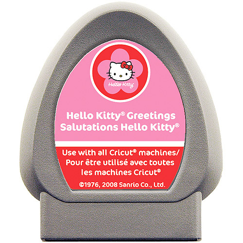 cricut hello kitty greetings