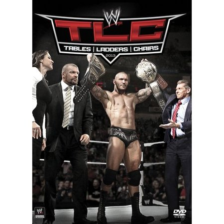 WWE: TLC - Tables, Ladders & Chairs 2013 (Full