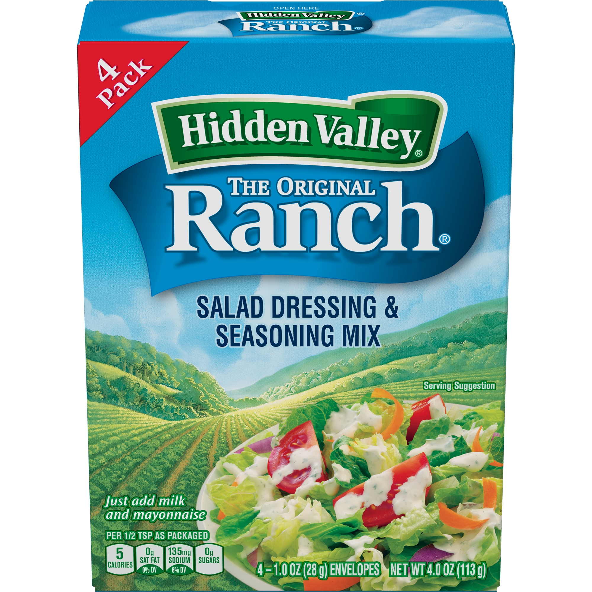 recipe: hidden valley spicy ranch recipes [13]