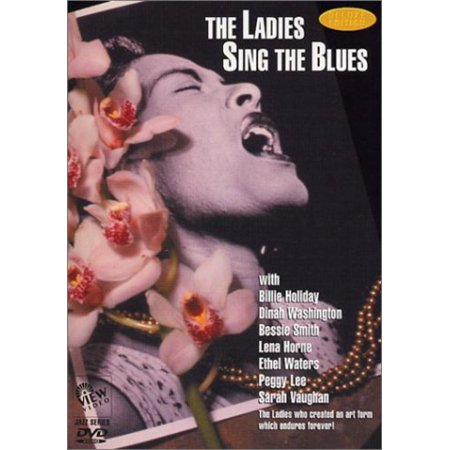 - The Ladies Sing the Blues (DVD)