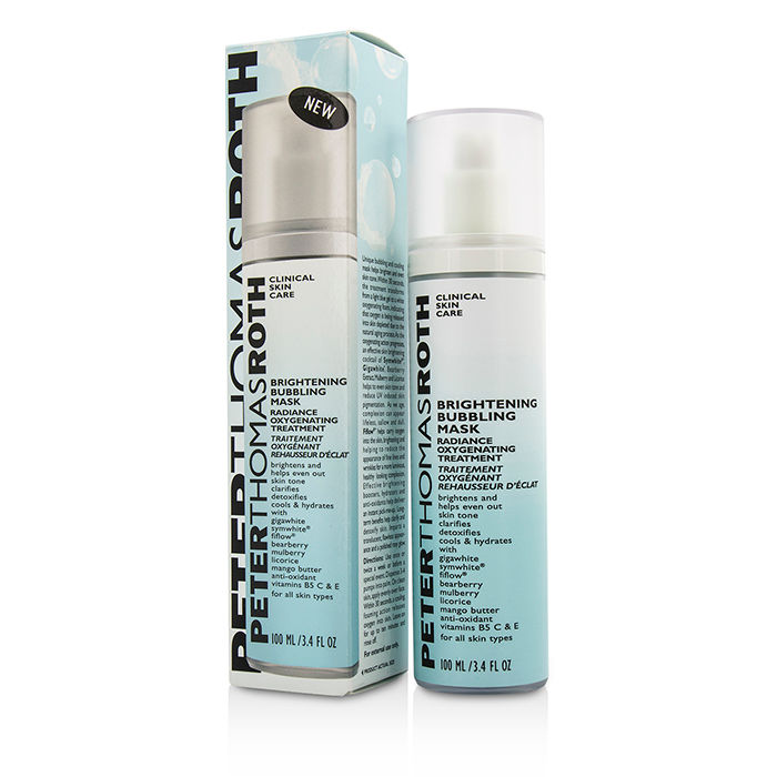 Peter Thomas Roth - Brightening Bubbling Mask - 100ml/3.4oz