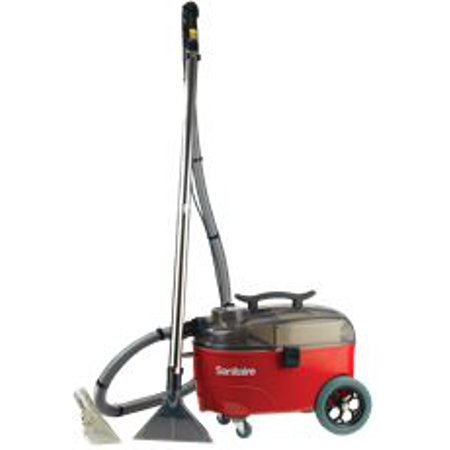Sanitaire Carpet Extractor, 9 Amps. Commercial Motor, 1.5 Gallon Tank 12 Gallon Carpet Extractor