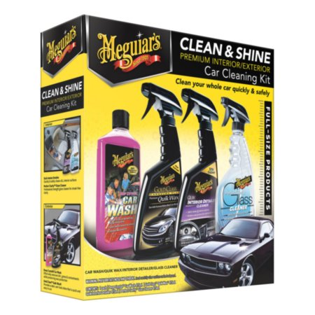 Meguiar's Clean and Shine Kit