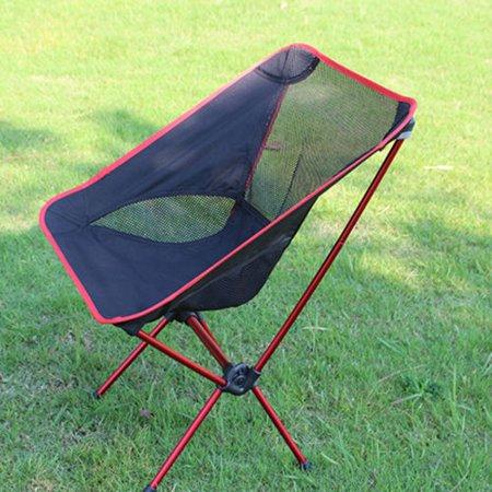 Ultralight Heavy Duty Durable Folding Chair For Outdoor