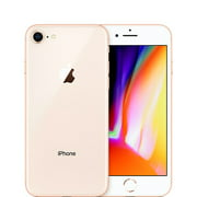 Apple iPhone 8 GSM Unlocked 64gb Gold (Certified Refurbished, Good Condition)